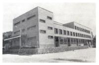 Nuevo edificio en 1968
