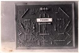 19560057 Exposición de trabajos de torno