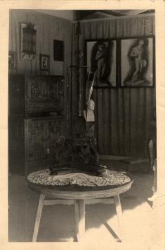 19560057 Exposición de trabajos forja