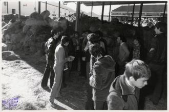 19770078 00 En la papelera San Jorge con Vicente Belda